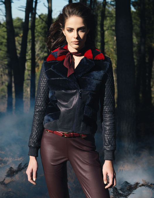 mefi leather new collection